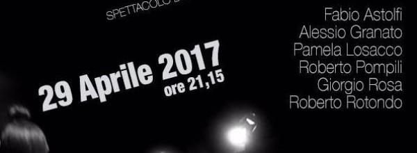 IMPRONOTE – Teatro Opera Prima, 29 aprile 2017